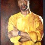 Portrait of Chef/Owner Alvin Williams.