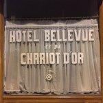 Hotel Bellevue et du Chariot d'Or Foto