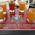 Beer Flight = YUMMY!
