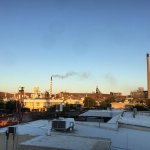 view from Balcony Level 3, Mt Isa morning