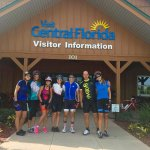 Nice stop during our bike rides. Great people, clean bathrooms, information on the area, snacks,