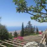 Monastery of Profitis Ilias Foto