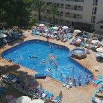 azuLine Hotel Coral Beach Foto