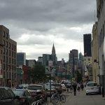 Wyndham Garden Long Island City Manhattan View Foto