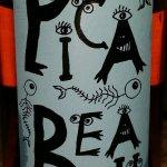 étiquette de pica pica