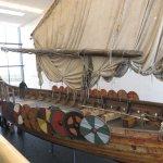 Schifffahrtsmuseum Víkin Foto