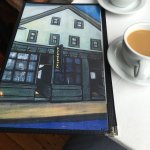 Cafe Heaven menu art