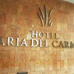 Hotel Maria del Carmen Foto