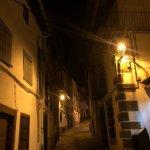 Barrio Judio de Hervas Foto
