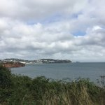 Stunning Views from the Channel View Hotel, Paignton