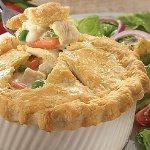 Chicken Pot Pie at Perkins