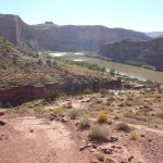 The final leg of the Whole Enchilata down to the Colorado River. Next stop- Moab!