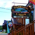Foto van Parkside & Main Restaurant