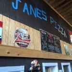 Janes Boardwalk Pizza Foto