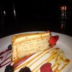 Delicious Praline cake