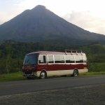 Taxaer og shuttlebusser