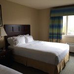 Foto de Holiday Inn Express Fort Bragg