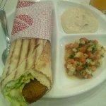 Kebab Falafel - R$22,50