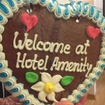 Hotel AMENITY München  Foto