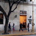 Entrada por Diagonal Sur o Avenida Julio A. Roca