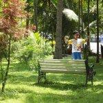 At Palmgroves lake resort
