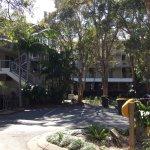 Wyndham Vacation Resort Flynns Beach Foto