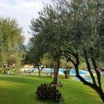 Lovely peaceful pool area at Saint Nicholas Hotel