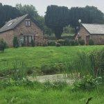 Rowan and cedar cottages