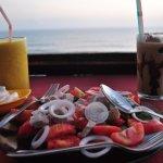 Sundowners and Salad