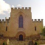 Fachada del Monasterio.
