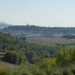 View to Pienza