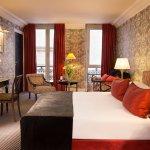 Hotel Villa d'Estrees Foto