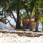 Perfect intro to my favourite island, Tom Owen's Caye. I can't wait to go back.