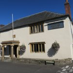 The Helyar Arms in Beautiful East Coker