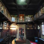 una parte della biblioteca