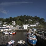 The sort of place within easy travelling of this hotel (Polperro)