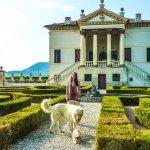 Facciata di Villa Emo, Rivella (Monselice)