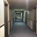 And this is the corridor