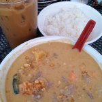 Thai Coffee & Beef Curry