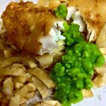 Fish And Chips Oldskool