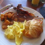 City Dock Restaurant - yummy breakfast