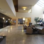 Sheraton Norfolk - lobby again