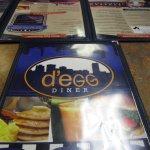d'egg - menu