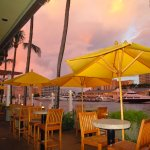 Fab dinner and service with Intracoastal view!
