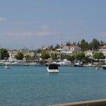 Porto Heli's harbour