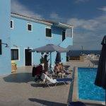 appartamenti sulla zona piscina