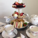Book your afternoon tea