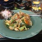 Vietnamese Salad Bun Chay