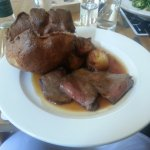 Yorkshire puddings of biblical proportions
