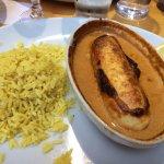 quenelle à la bisque de homard
